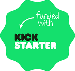 bakslap funded with kickstarter